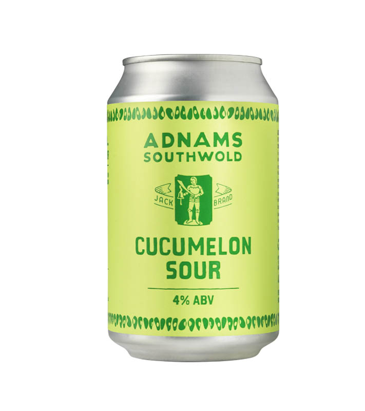 Cucumelon Sour